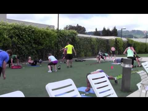 Sparks Fitness At Club Sport Pleasanton