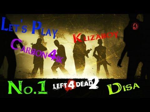 Left 4 Dead 2 (Carbon4ik & Kuzaboy & Disa ) No. 1
