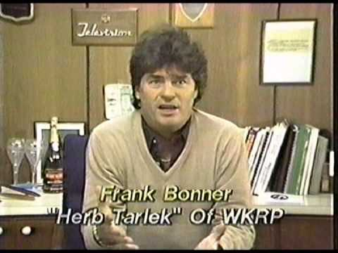 1986 KXLY TV and Radio Promo with WKRP Herb Tarlek