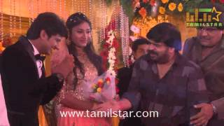 Mansoor Ali Khan Daughter Wedding Reception