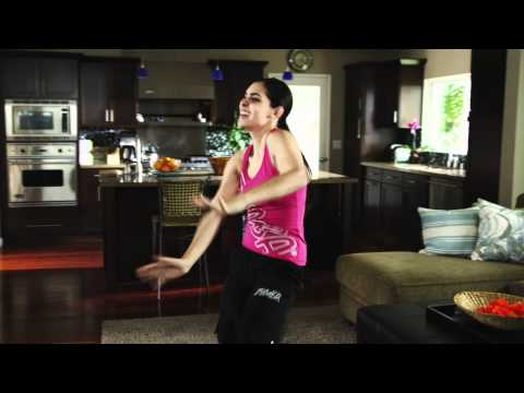 Zumba Fitness For Kinect | Trailer (2010) XBox 360