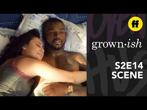 grown-ish Season 2, Episode 14 | Ana & Aaron's Couple Name | Freeform