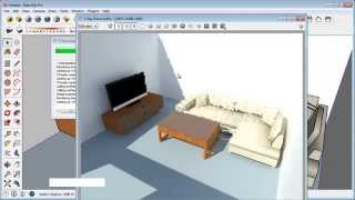 Video Google Sketchup Extension 3D Warehouse Tutorial MP3, 3GP, MP4, WEBM, AVI, FLV Desember 2017