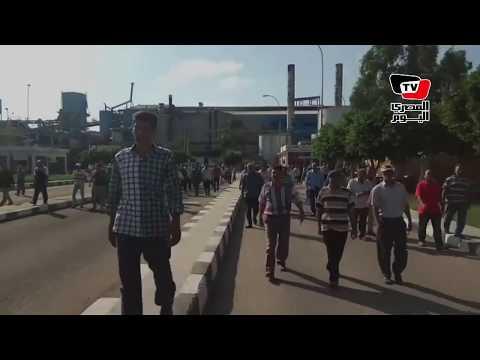 اضراب مفتوح للعاملين بمصنع «سكر الحامول» لعدم صرف العلاوات