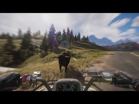 Мясник vs Бык - Far Cry 5