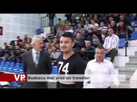 Budescu mai vrea un transfer