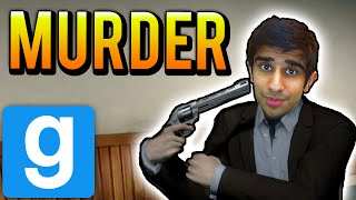GMOD Murder Funny Moments #3 with Vikkstar (Garry's Mod Murder)