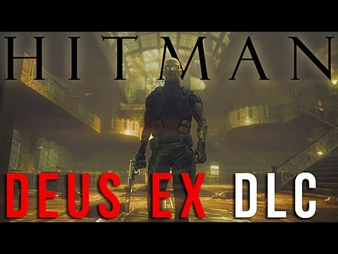 Hitman: Absolution's Deus Ex DLC Showcased in New Video