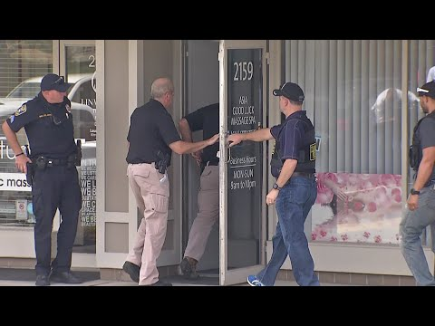 Worthington Massage Parlor Raided As Part Of Human Trafficking Investigation