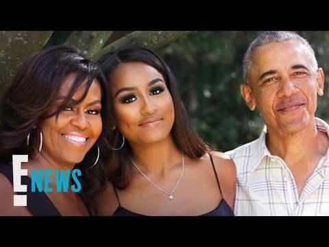 Sasha Obama Turns 19 Years Old!   E! News