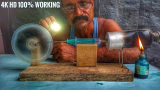 Video #free-energy  Steam engine || how to make || at your home || MP3, 3GP, MP4, WEBM, AVI, FLV Juli 2019