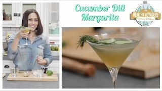 Cucumber Dill Margarita