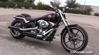 10. 2015 Harley Davidson Softail Breakout for sale Review Specs