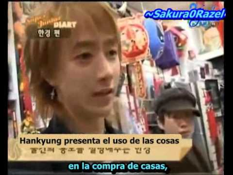 [Sub Español] Super Junior Show Ep 12 Part 3