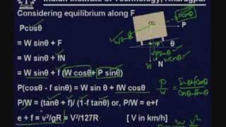 Lecture - 14 Horizontal Alignment - I