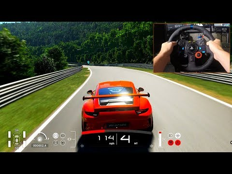 GT Sport 2017 PS4 Pro Gameplay WITH WHEELCAM! (Gran Turismo Sport)