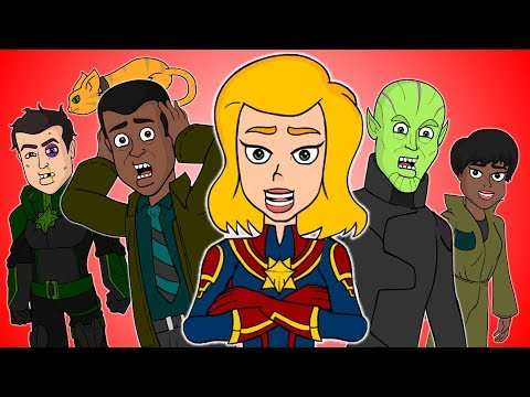 Captain Marvel The Musical