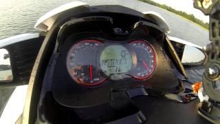 8. 2012 Sea Doo RXT 260 Sports Mode Prompt