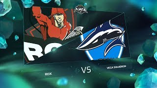RoX vs Vega, game 1