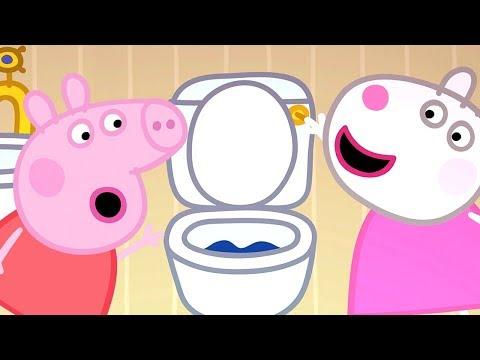 Peppa Pig en español - Peppa Pig en Espanol Episodios completos   Peppa pierde su osito de peluche  Pepa la cerdita