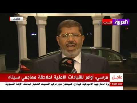 مصر: عناصر من غزة ساندت هجوم سيناء.. والجيش يتوعد بالانتقام - فيديو