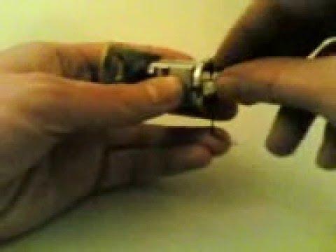 Comment ouvrir ma boite au lettre sans clef la r ponse - Comment ouvrir une porte fermee a cle avec un trombone ...