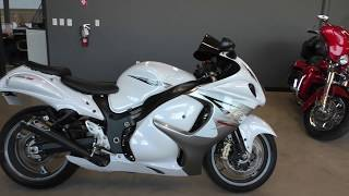 10. 101143   2015 Suzuki Hayabusa   GSX1300R Used motorcycles for sale