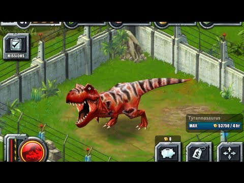 Jurassic Park: Builder [Part III] /All Dinosaurs