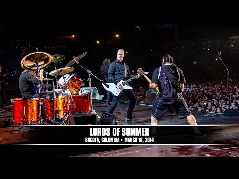 Metallica: Lords of Summer (MetOnTour – Bogotá, Colombia – 2014)