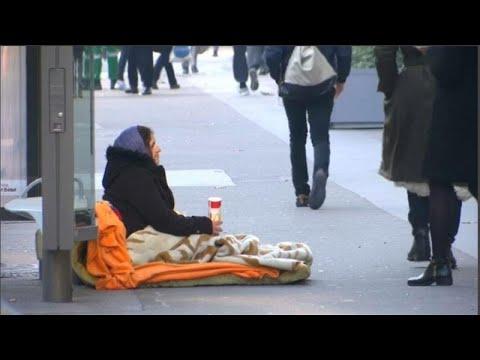 O «χάρτης» της φτώχειας στην Ευρώπη