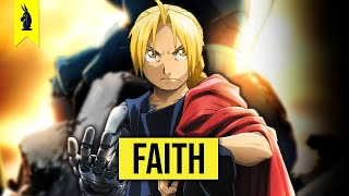 Video The Philosophy of Fullmetal Alchemist: Brotherhood – Wisecrack Edition MP3, 3GP, MP4, WEBM, AVI, FLV April 2018