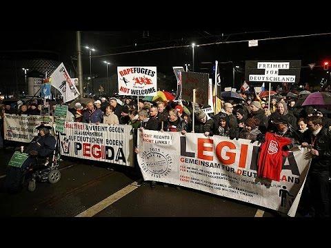 Γερμανία: Ταραχές και καταστροφές από ακροδεξιούς-Αθρόες συλλήψεις
