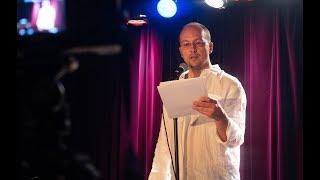 Vincent Collard à Vivement poésie - Juin 2018