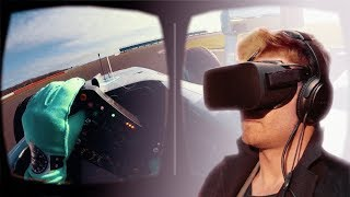 FORMULA 1 ONBOARD IN VR & OTHER FUTURE TECH | NICO ROSBERG | VLOG