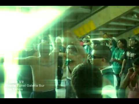 Previa Tunel Sur - Los Tanos - Los Tanos - Audax Italiano