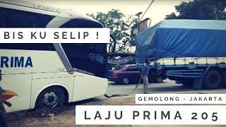 Video #Bus Accident - BUS LAJU PRIMA SELIP ! MP3, 3GP, MP4, WEBM, AVI, FLV September 2018