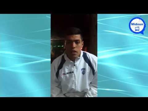 تصريح لاعب الأمل الرياضي بجربة نور الزمان الزموري بعد مقابلة الرديف