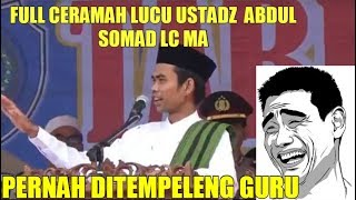 Video LUCU !!!.. CERAMAH USTADZ ABDUL SOMAD DI RANTAUPRAPAT LABUHANBATU MP3, 3GP, MP4, WEBM, AVI, FLV April 2019