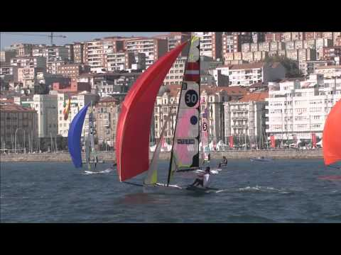 Santander 2014 ISAF Sailing World Championships - Sunday 21st