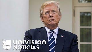 """""""Necesitamos el muro"""": Trump insiste en vincular a dreamers con sus prioridades fronterizas"""