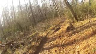 9. 2009 Husqvarna TE310 single track gopro test