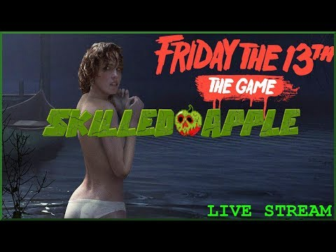 NES & SAVINI JASON! Friday The 13th: The Game #29 - Ultimate PS4 F13 Gameplay