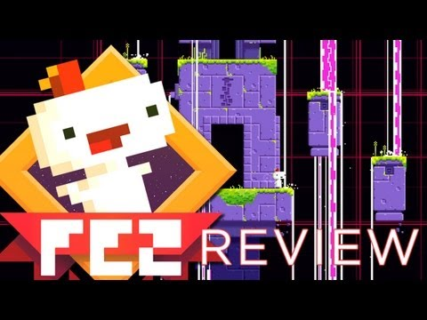 Fez review - After a long wait and more than a little controversy, Fez is arriving on XBLA this Friday. How'd this 2D/3D platformer turn out? Follow us on Twitter: http:/...