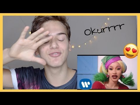 Video Cardi B, Bad Bunny & J Balvin - I Like It [Official Music Video] (REACTION!) download in MP3, 3GP, MP4, WEBM, AVI, FLV January 2017