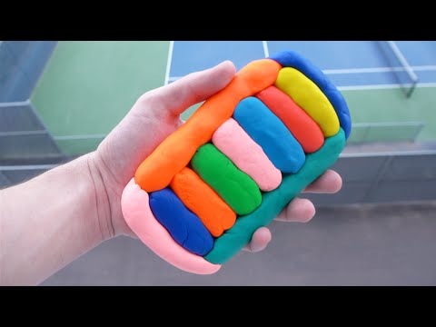 Can Play Doh Protect An Iphone 6s From 100ft Drop Test Free Video And Related Media