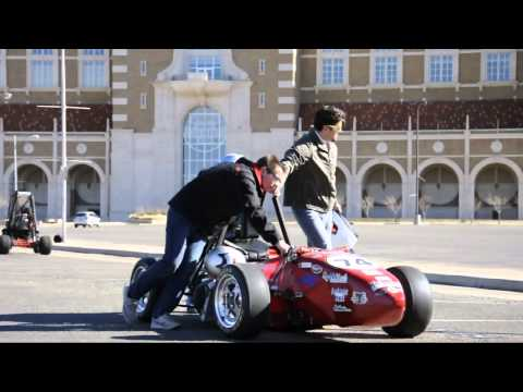 Texas Tech Formula SAE 2013 Unveil