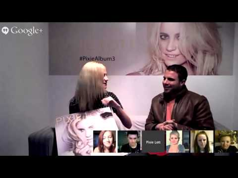 Pixie's Google+ Hangout: The Highlights