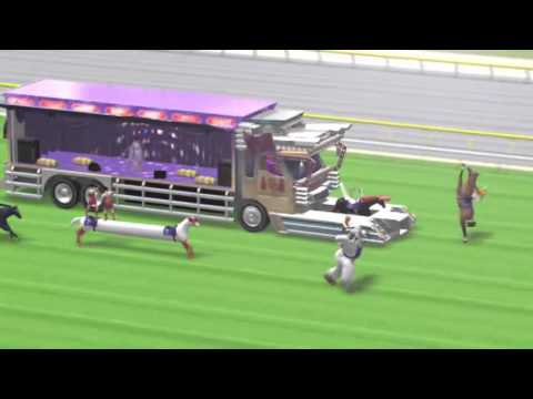 0 Fun Friday Video: Horse racing is way more entertaining in Japan