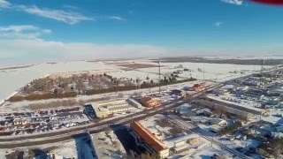 Artesia (NM) United States  city pictures gallery : Artesia NM Snow Aerial View 12/29/2015