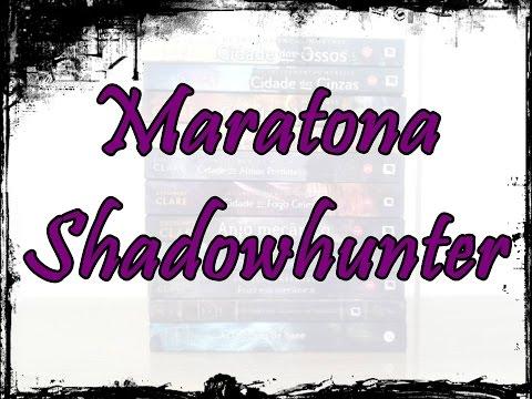 TBR Maratona Literária Shadowhunter